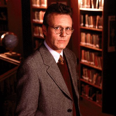 Anthony Head as Rupert Giles: Then