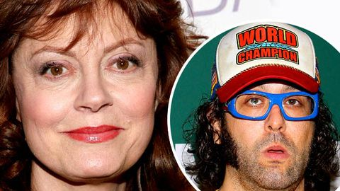 Susan Sarandon is definitely not dating 30 Rock star