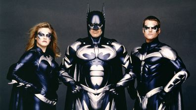 Batman & Robin movie