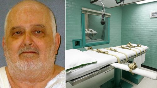 Danny Bible the 'Ice-pick killer' was executed in Texas.