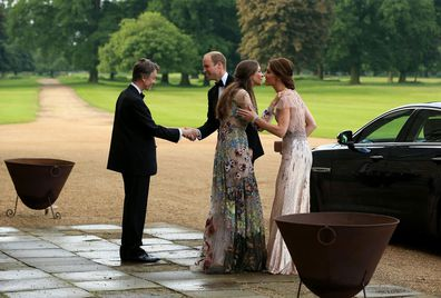 Kate Middleton falling out with friend Rose Hanbury