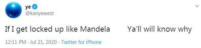 Kanye West, Twitter, rant, tweets, Kim Kardashian, Kris Jenner, trying to get him locked up