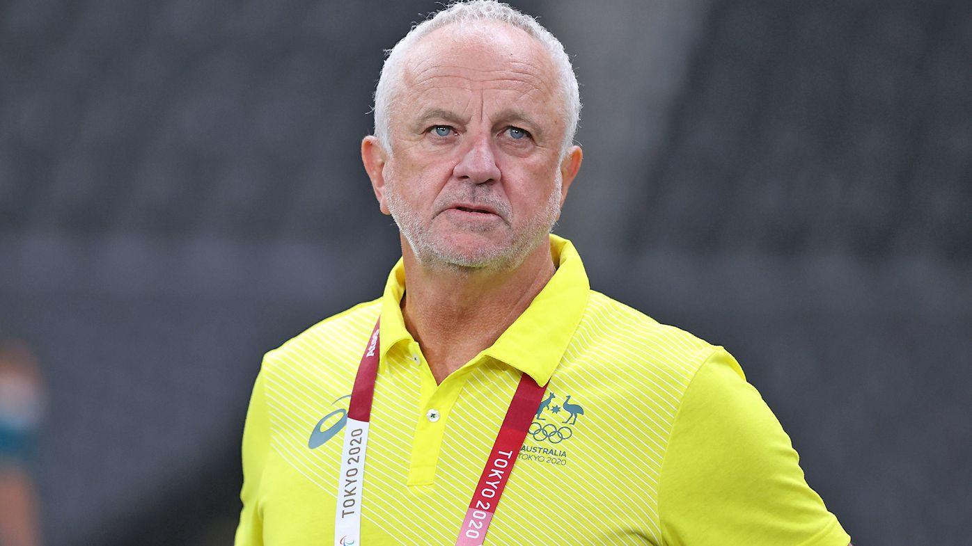Australian football coach Graham Arnold