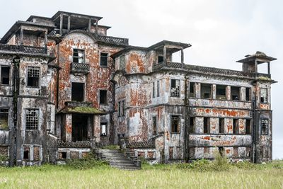 <strong>Bokor Palace Hotel, Cambodia</strong>