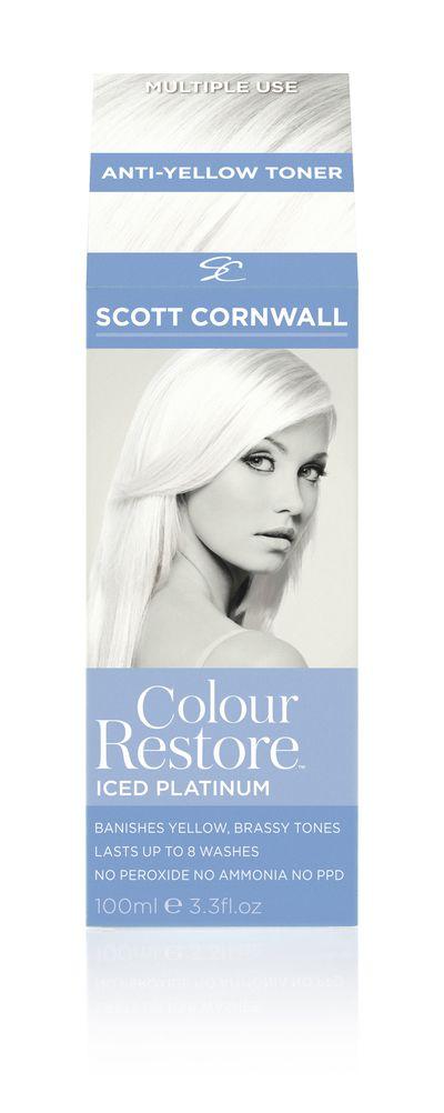"<a href=""https://www.priceline.com.au/scott-cornwall-colour-restore-chrome-100-ml"" target=""_blank"">Scott Cornwall</a> Colour Restore Iced Platinum, $16.95."