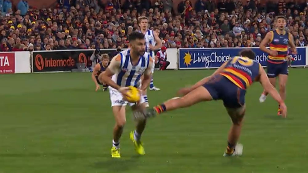 Crows sweat on match review panel