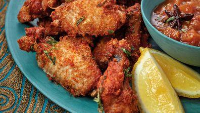 Diwali Firecracker Chicken