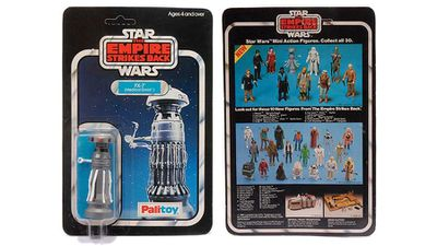Mint condition Star Wars toy