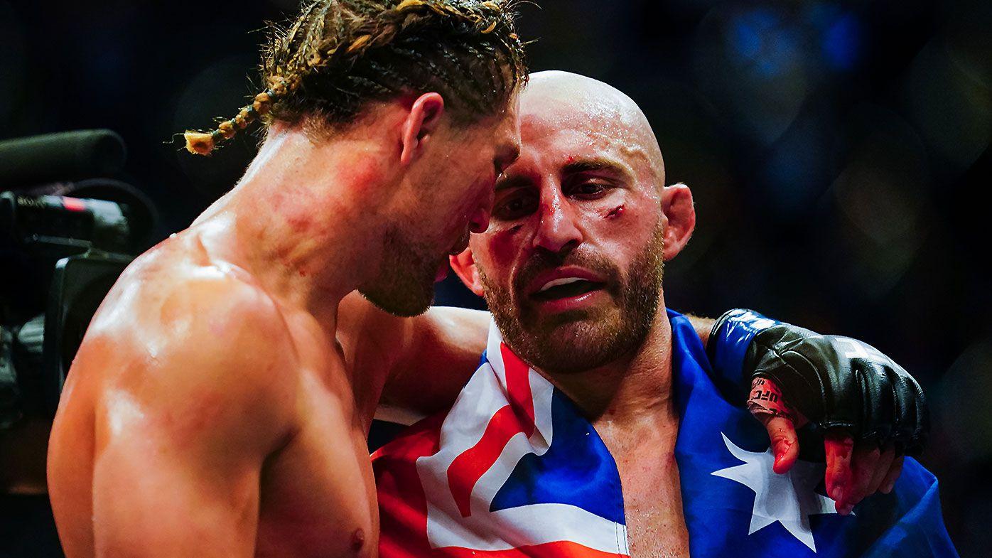 Retired former UFC champion Henry Cejudo begs Dana White for shot at 'Alexander the Average' Volkanovski