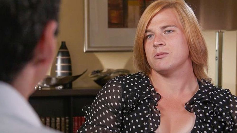 Transgender athlete Hannah Mouncey opens up on AFLW rejection