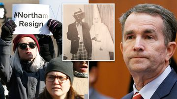 Virginia Governor Ralph Northam has told a source he now believes it is not him in a racist yearbook photo and will not resign despite mounting pressure.