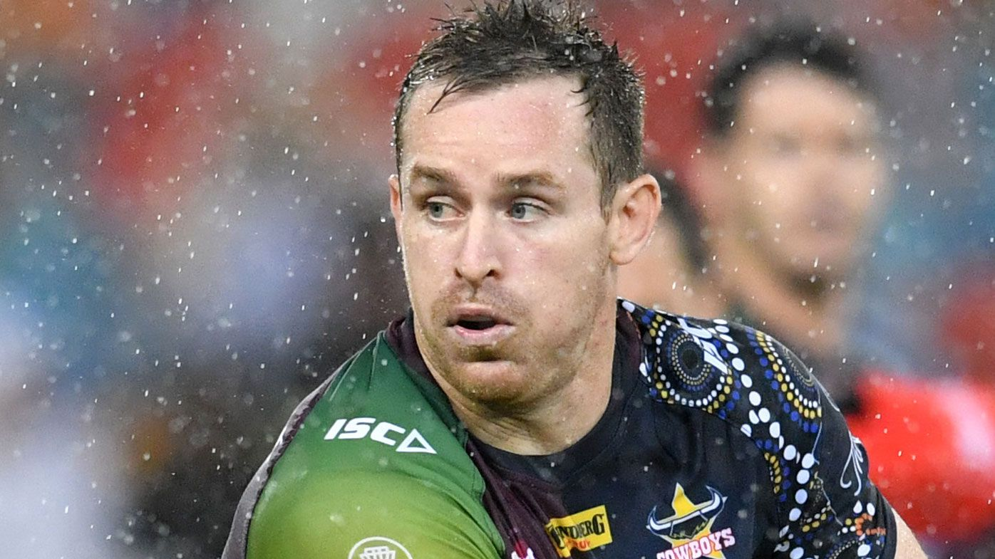 NRL: North Queensland Cowboys star Michael Morgan signs new five-year deal