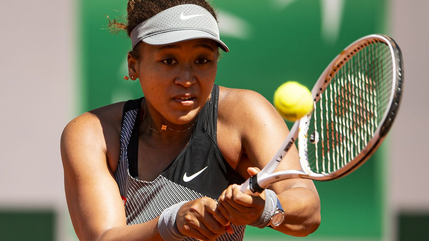 Naomi Osaka fined, threatened with default for skipping Roland Garros media duties