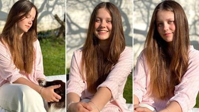 Princess Isabella's 14th birthday portraits released by the Danish Royal Household were once again taken by her mum, Princess Mary
