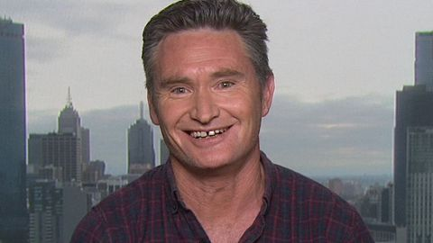 King of comedy: Dave Hughes