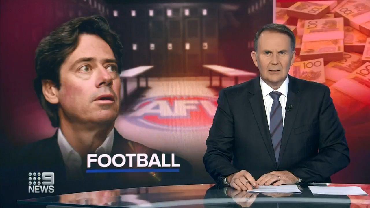 Brisbane Lions CEO confirms 75 jobs cut amid season shutdown