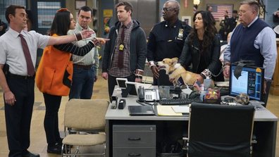 if you're after a laugh there's never been a better time to start 'Brooklyn Nine-Nine'.