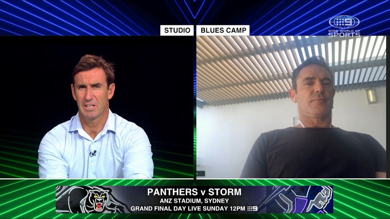 EXCLUSIVE: Brad Fittler shoots down Nathan Cleary injury speculation