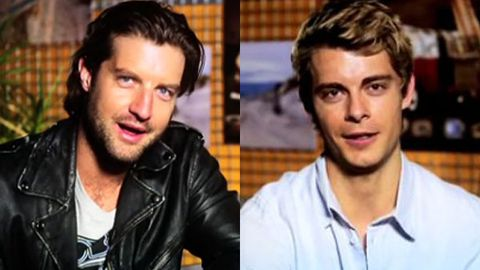 <i>Home and Away</i> fans distraught over Luke Mitchell and Axle Whitehead's shock exit together