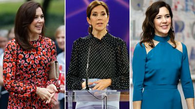 Princess Mary in Texas, March 2019