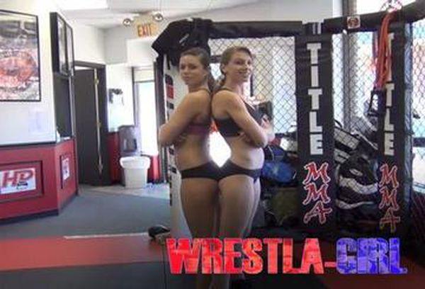 Wrestla-Girl