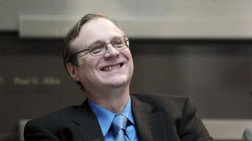 Microsoft founder Paul Allen owned a 100m yacht, a billion dollars worth of art, and a Mazda B-series ute.