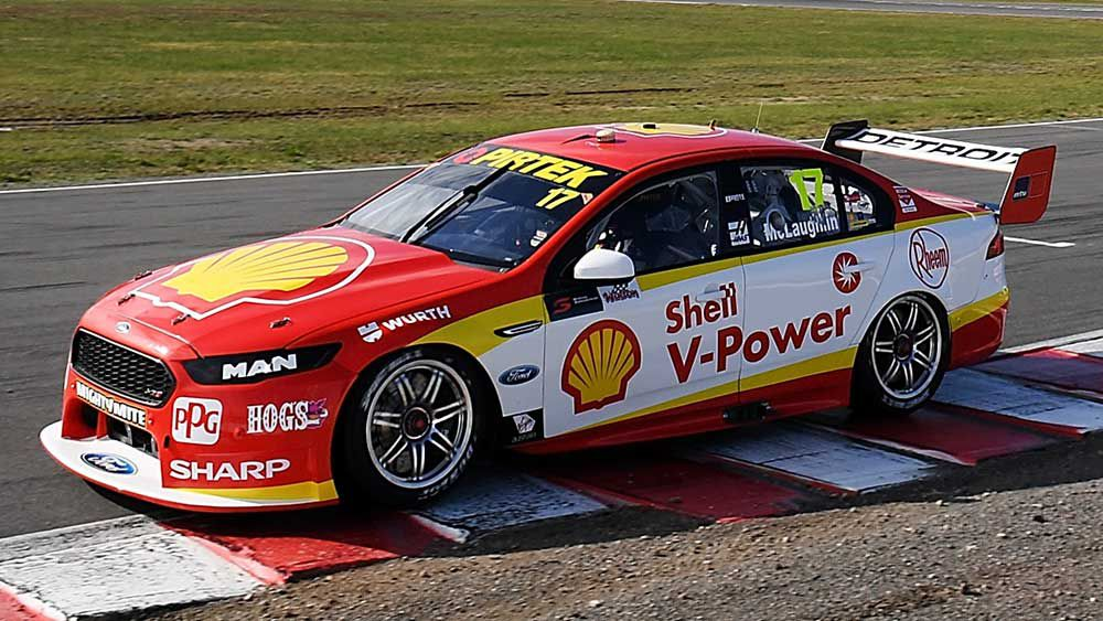 Scott McLaughlin. (Getty)