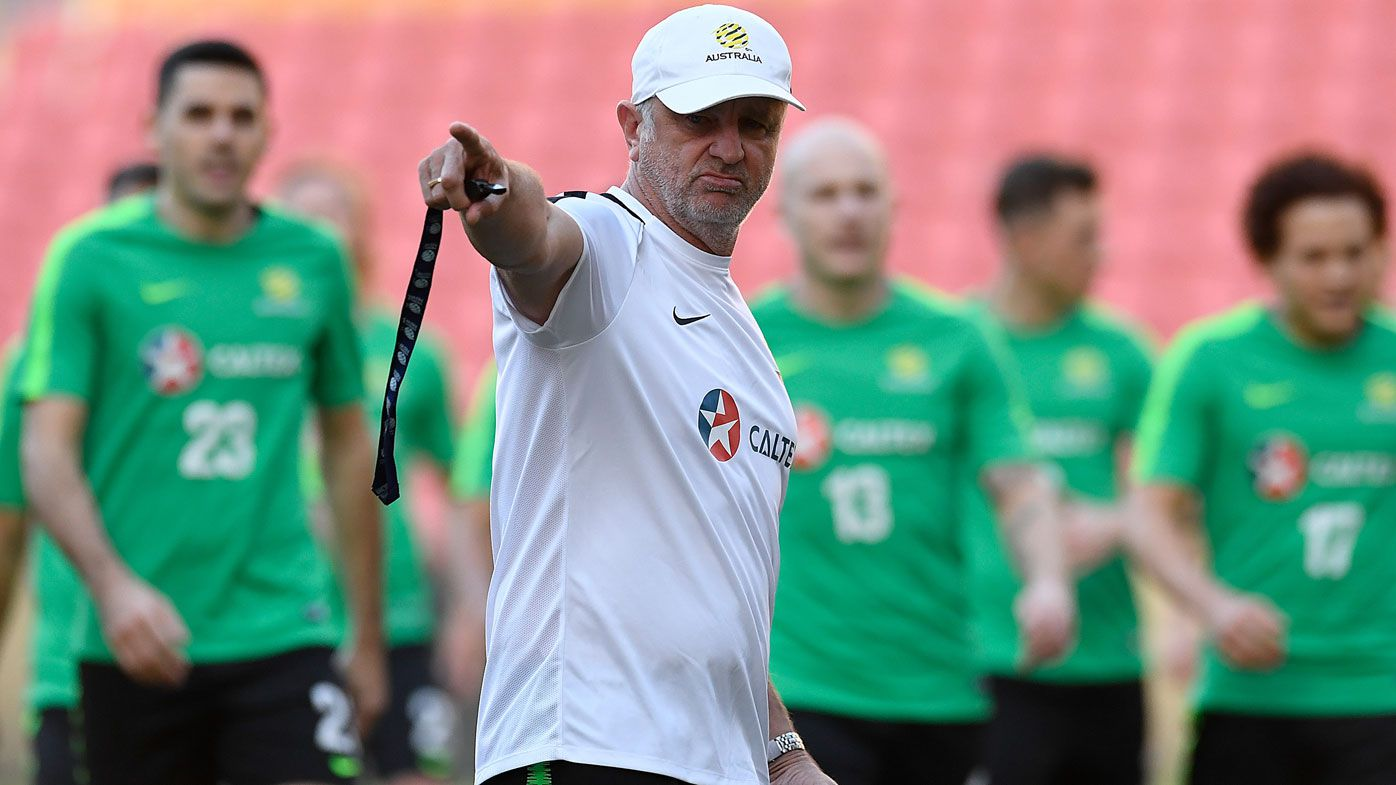 Australian Socceroos squad for 2019 Asian Cup named by Graham Arnold