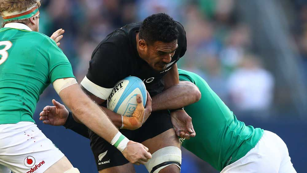 Ireland score first win over All Blacks