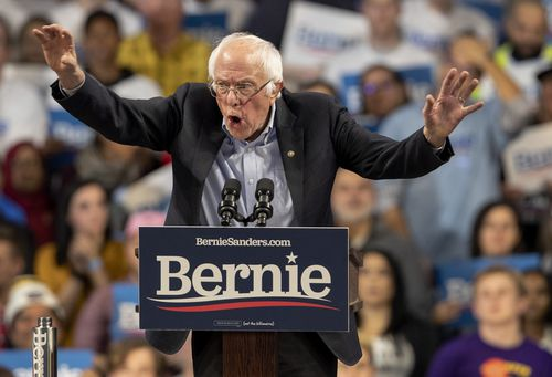 Polling numbers are still solid for 78-year-old Bernie Sanders, even after he suffered a heart attack a few weeks ago.