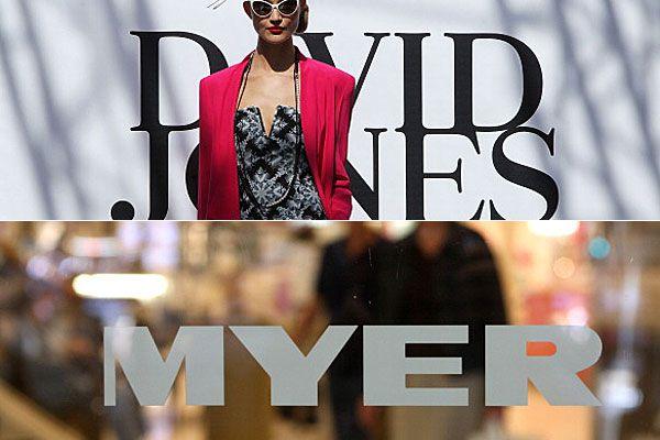 Myer, David Jones