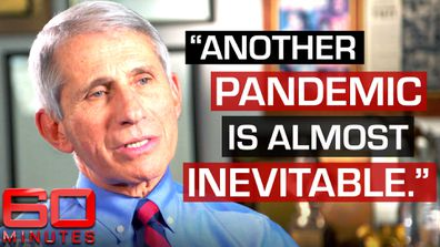 Dr Anthony Fauci's 2018 interview on influenza and pandemic fears