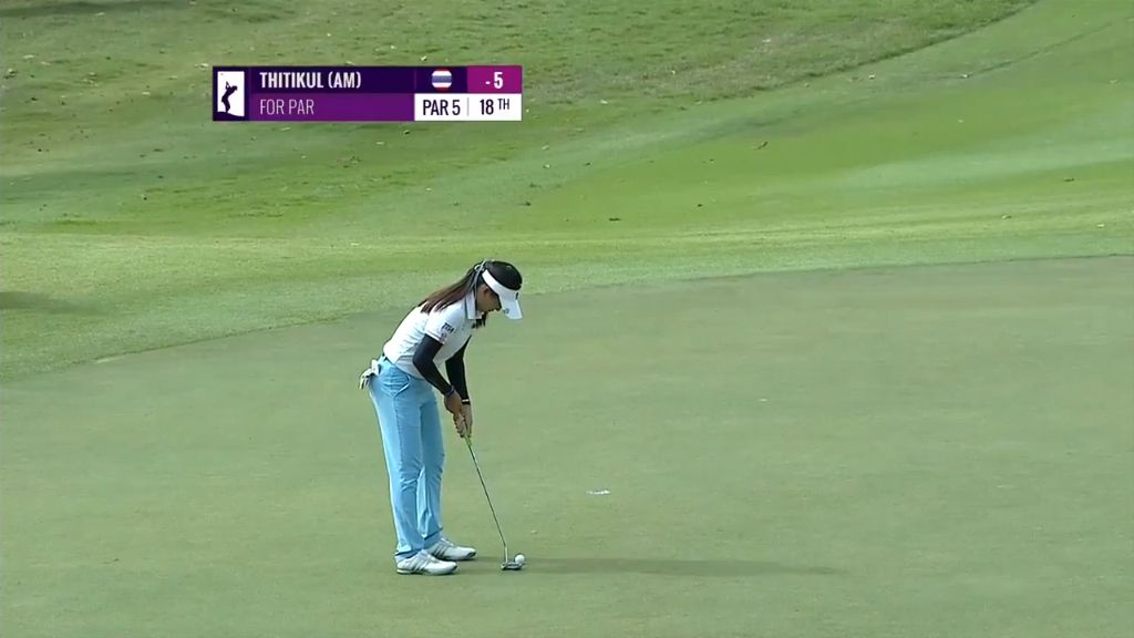 14-year-old becomes youngest ever golf winner