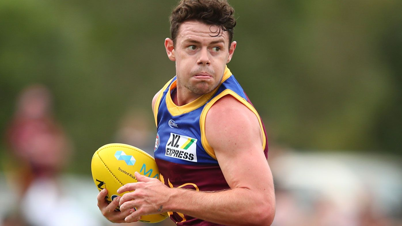 Lachie Neale can improve for Lions despite 46-disposal game, says Jed Adcock