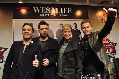 "In October, Irish pop group Westlife announced that they were calling it quits after 14 years and more than 44 million records sold worldwide. In an official statement, Nicky Byrne, Kian Egan, Mark Feehily and Shane Filan said: ""The decision is entirely amicable and after spending all our adult life together so far, we want to have a well-earned break and look at new ventures."" It will be a long farewell though, Westlife embark on their final tour in May 2012."
