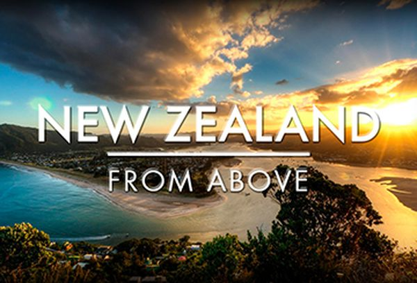 New Zealand: From Above