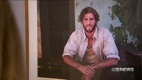 The exhibition runs from November 10th to February 4th at the National Portrait Gallery in Canberra. (9NEWS)