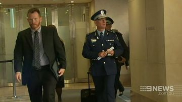 Andrew Scipione questioned at Sydney siege inquest