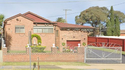 The house as it stands today on Australia Street in Hurstville.