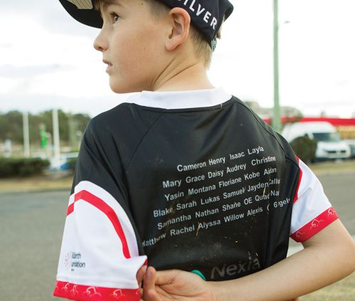 Sydney 2 CAMberra charity bike ride Sudden Infant Death Syndrome SIDS health news Australia