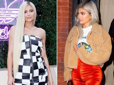 Hailey Baldwin Embraces Hot Pink Hair 9style