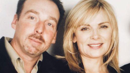 Kim Cattrall's brother Chris died last week.