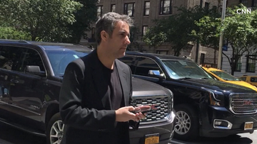 The government had sent Michael Cohen back to prison in retaliation for a tell-book he was writing about President Donald Trump.