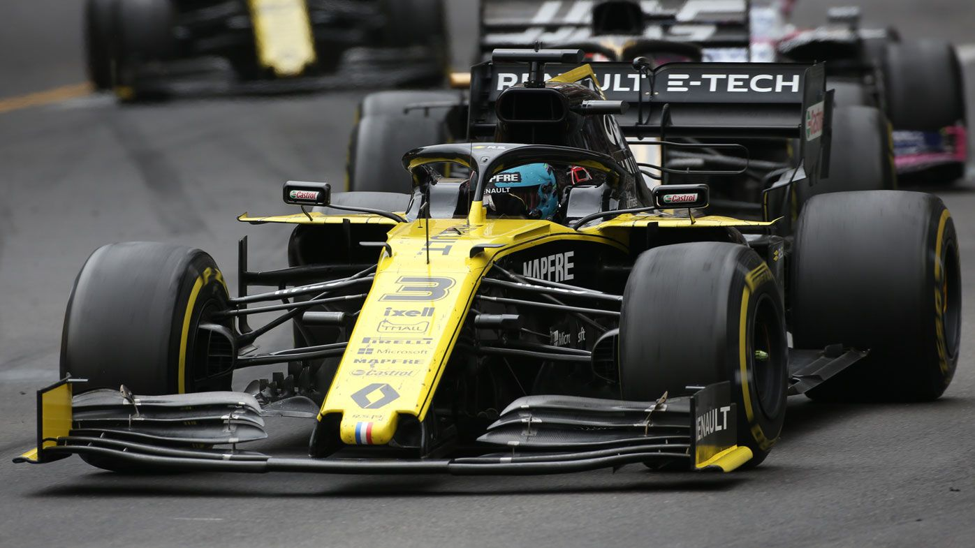 Lewis Hamilton wins Monaco GP for Niki Lauda, Daniel Ricciardo ninth for Renault