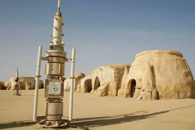 <strong>Star Wars' Tatooine in Tozeur, Tunisia</strong>