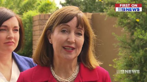 South Australia's Minister for Education Susan Close.