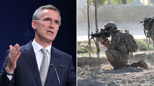 NATO makes fresh funding and troop pledge for Afghanistan