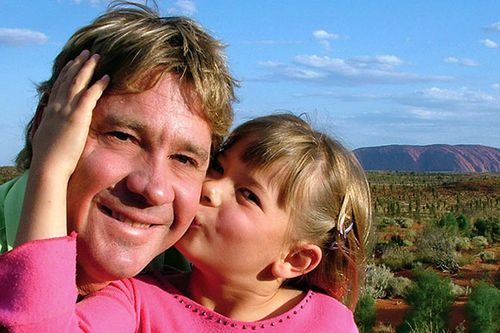 Bindi Irwin is every bit the animal-lover her father was.