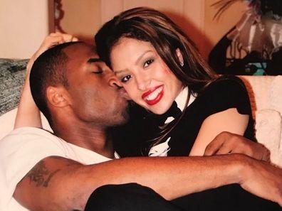 Vanessa Bryant, wedding anniversary, Kobe Bryant, flowers