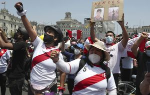 Peru's interim president resigns as chaos embroils nation